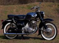1965 Honda CA77