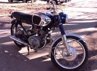 1967 CB160