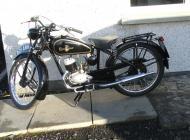 1953 Excelsior consort model F4