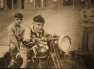 1932 BSA 600cc sloper, M21