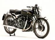 1952 Vincent 998cc Montlhery Black Shadow