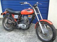 1971 Triumph TR25W