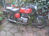 1960 Royal Enfield Meteor Minor Sports