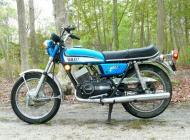 1973 Yamaha RD250