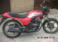 1987 Kawasaki GPz305
