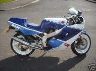 1989 Suzuki GSXR400
