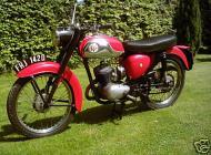 1966 BSA Bantam D10/3