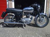 1960 Royal Enfield Crusader