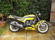 1980 Yamaha RD250 LC