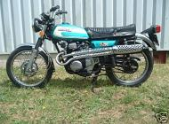 1973 Honda CL200 Street Scrambler