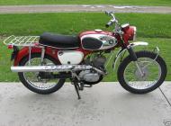 1968 Suzuki KT120 Bear Cat