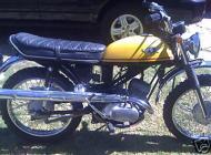 1970 Suzuki TC120