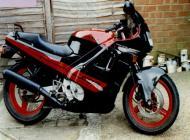 1989 Honda CBR600F