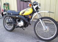 1976 Kawasaki KE125