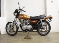 Kawasaki KZ900 1976