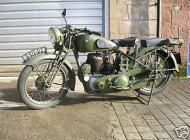 1944 BSA M20 Ex WD 500cc
