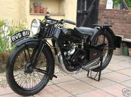 Royal Enfield 350 Model G Clipper