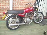 1977 Honda CG125