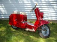 Harley Davidson Topper Model A