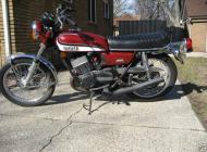 1972 Yamaha R5C