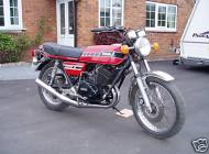1977 Yamaha RD400