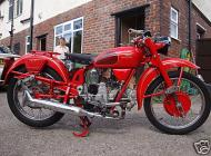 1954 Moto Guzzi Airone