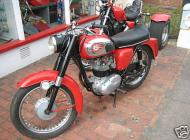 1964 BSA B40