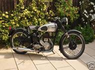 Norton 16H 1950
