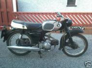 Honda C200 1964