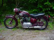 1958 Triumph Speed Twin 5T