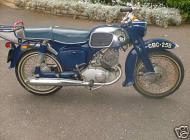 Honda C95