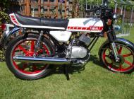 1980 Yamaha RD50M