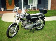 Honda CB160 Sport