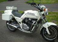 Suzuki GSX750P Police Special