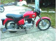 1963 Royal Enfield Clipper