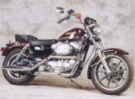 1986 Harley Davidson XLH 1100 Sportster Evolution