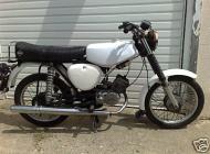 1986 MZ Simson 50