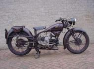 1936 Moto Guzzi V, 500cc