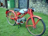 1947 Moto Guzzi Moto Leggera 80cc 2-stroke