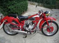 1948 Moto Guzzi Airone Sport