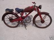 1951 Moto Guzzi Guzzino