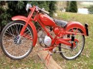 1952 65cc Moto Guzzi Motoleggera