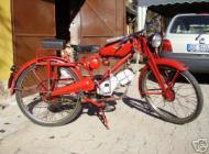 1953 Moto Guzzi Tipo B