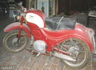 1958 Moto Guzzi Zigolo