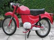 1963 Moto Guzzi Zigolo