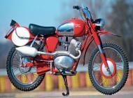 1966 Moto Guzzi Stornello Regolarit 125