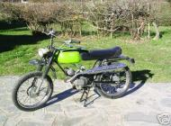 1967 Moto Guzzi Dingo Cross II