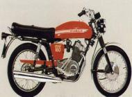1969 Moto Guzzi Stornello 160