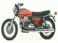 1973 Moto Guzzi 850T