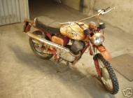 1973 Moto Guzzi Stornello